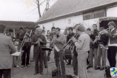 1982 - Maibaumstellen