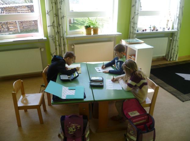 Schulkinderbetreuung