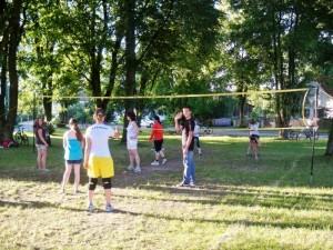 Volleyballbild